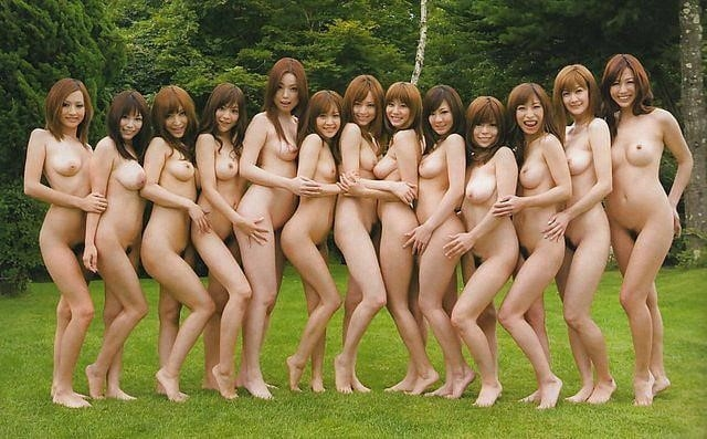 Nudist nude women-9856