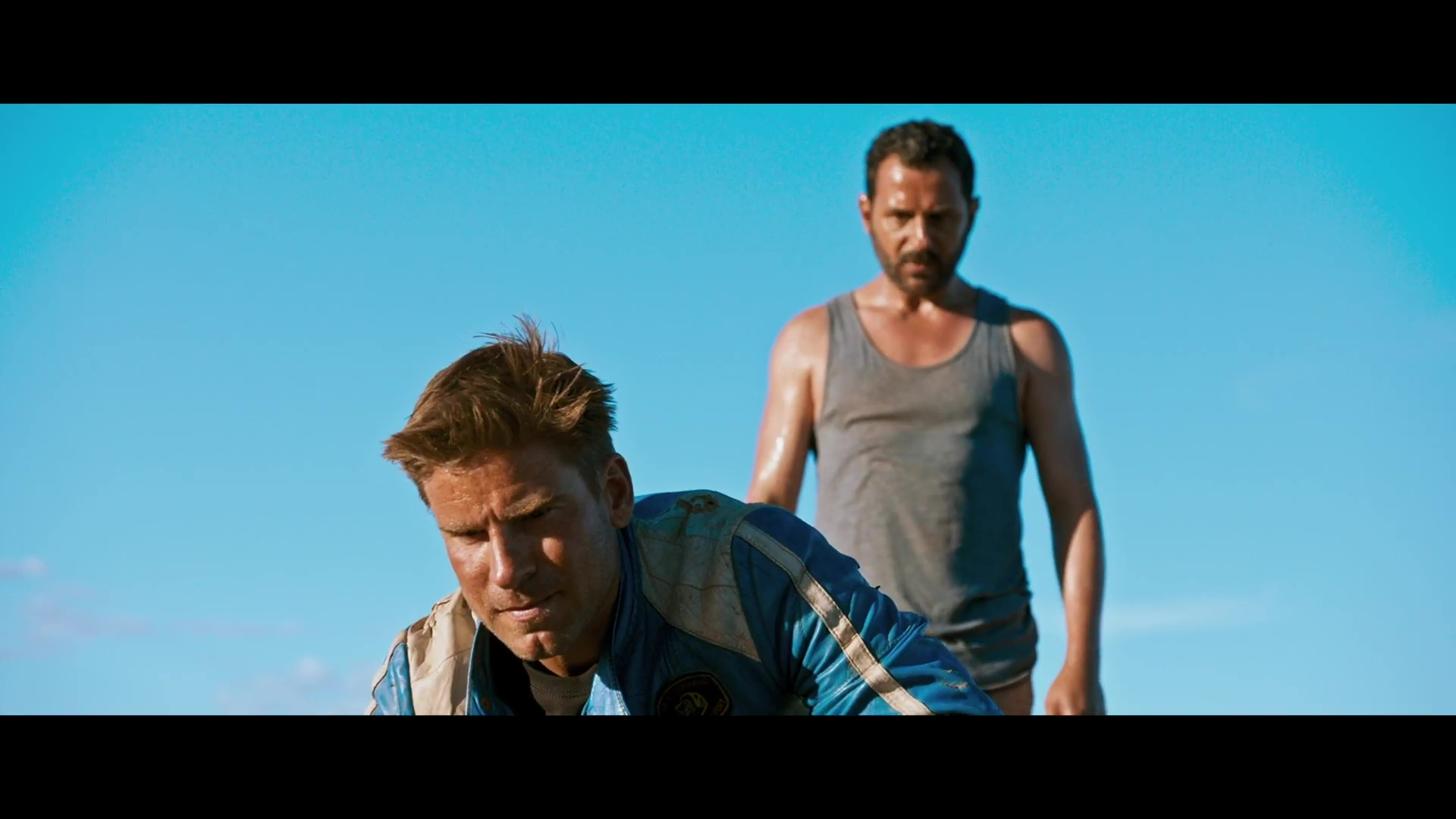 Venganza Del Mas Alla 1080p Lat-Cast-Ing[Thriller](2017)