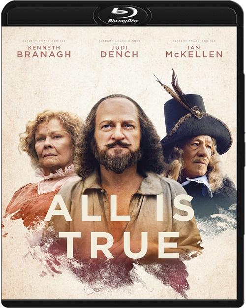 Cała prawda o Szekspirze / All Is True (2018) MULTi.720p.BluRay.x264.DTS.AC3-DENDA / LEKTOR i NAPISY PL