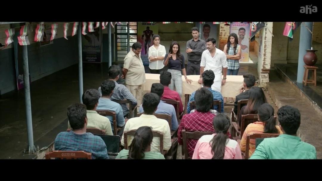 LKG (2021) Telugu  Org Vers 720p WEB-DL AVC AAC ESub-BWT Exclusive