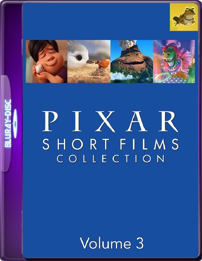 Los Mejores Cortos De Pixar: Volumen 3 (2018) Brrip 1080p (60 FPS) Latino