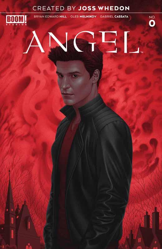Angel #0-9 (2019-2020)
