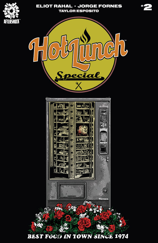 Hot Lunch Special #1-2 (2018)