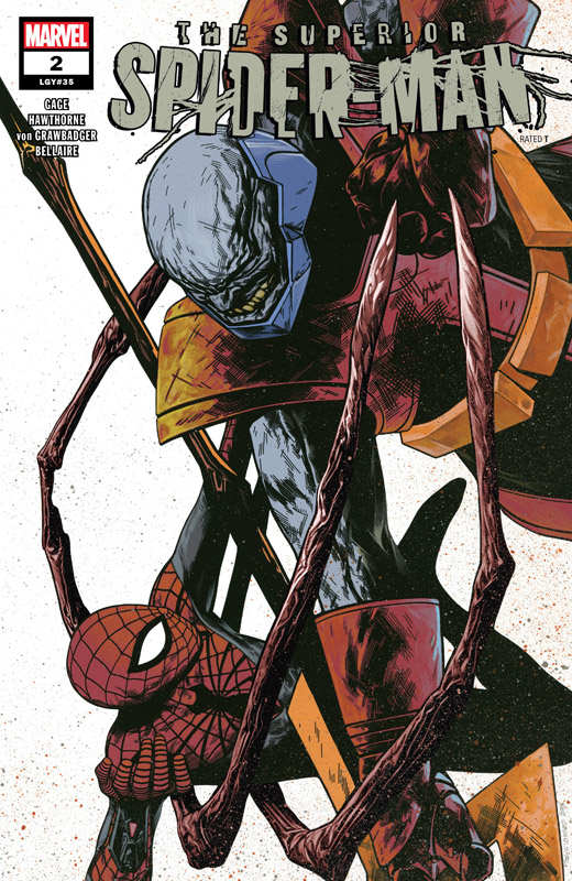 Superior Spider-Man Vol.2 #1-12 (2019) Complete