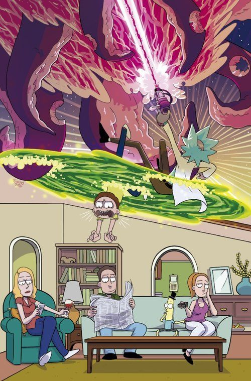 57 Rick and Morty Wallpapers for iPhone and Android 10