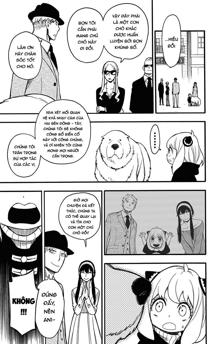 Spy X Family chap 22 - Trang 17