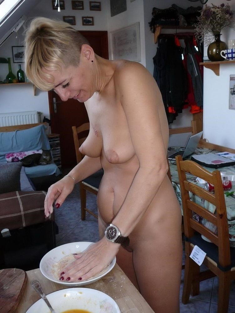 Wife naked in public-3758