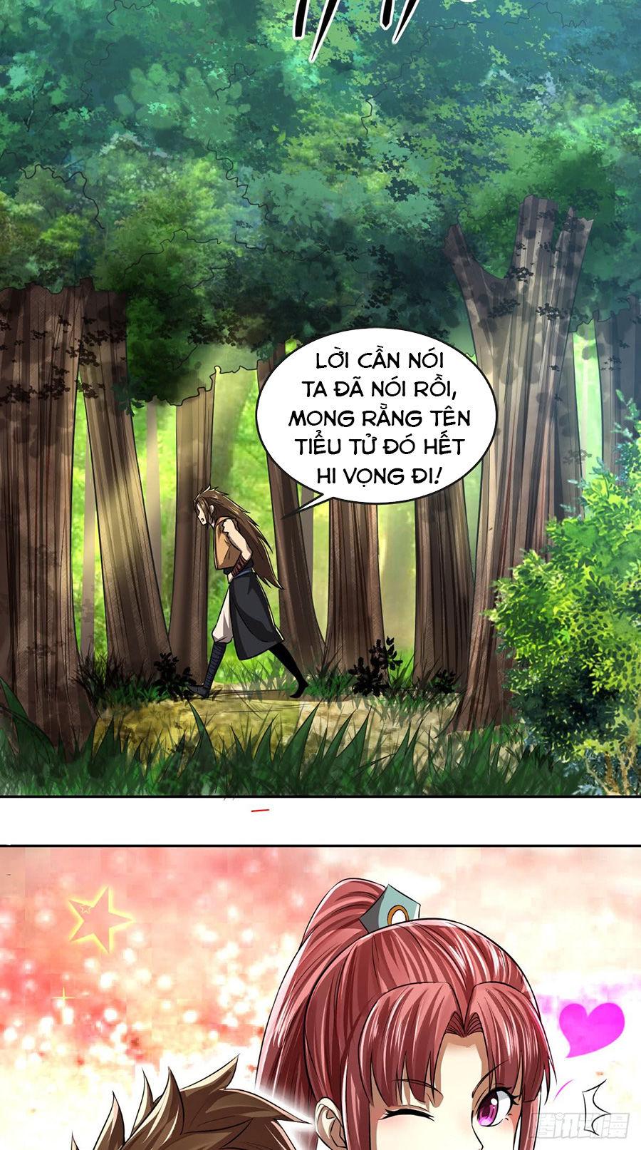 Tu Thiên Truyện Chapter 12 - Trang 15