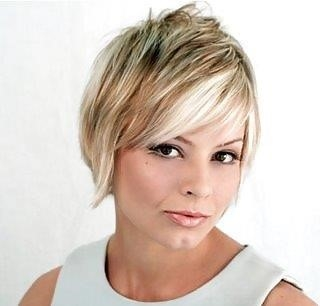 Best hair style for short hair girl-9896