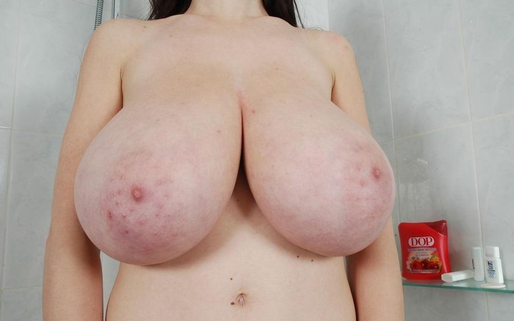 Slim girl huge tits-2677