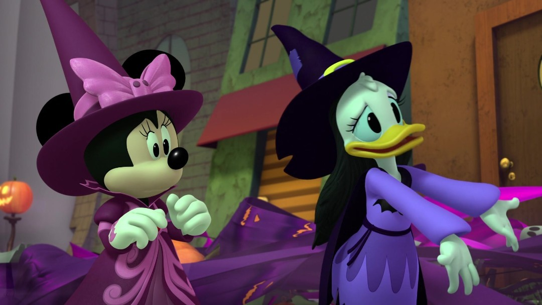 Mickeys Tale of Two Witches 2021 1080p HULU WEB-DL DDP5 1 H 264-EVO