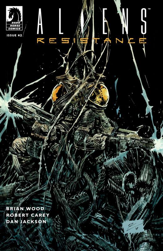 Aliens - Resistance #1-4 (2019) Complete