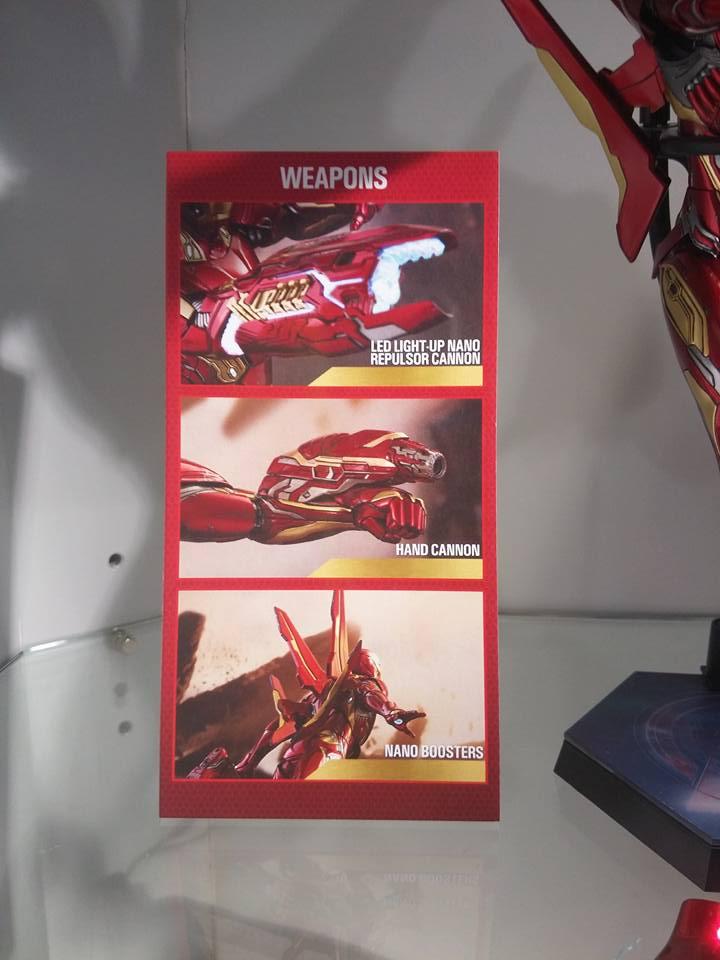 Avengers - Infinity Wars - Iron Man Mark L (50) 1/6 (Hot Toys) D3qUvtuD_o