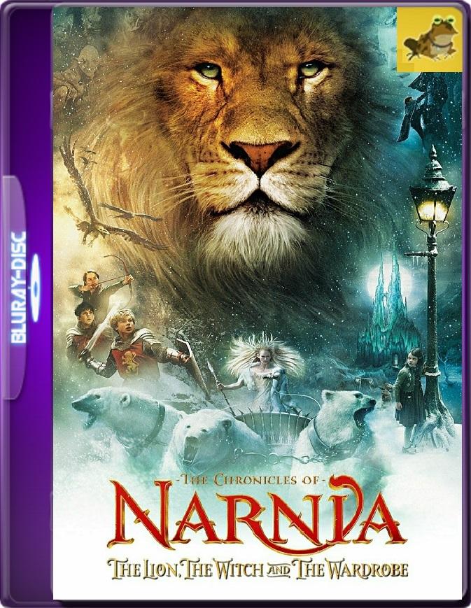 Las Crónicas De Narnia: El León, La Bruja Y El Ropero (2005) Brrip 1080p (60 FPS) Latino / Inglés