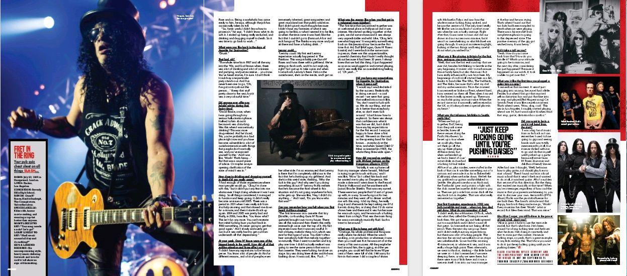 "2018.09.05 - Kerrang! - ""Guns N' Roses were a gang"" (Slash) 0YMgdpy3_o"