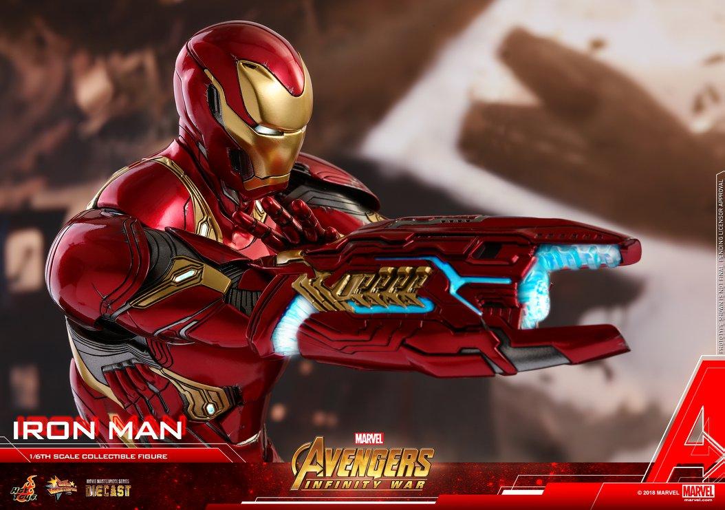Avengers - Infinity Wars - Iron Man Mark L (50) 1/6 (Hot Toys) P81HgQEa_o