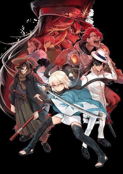 Fate/type Redline - Truyền Kỳ về Chén Thánh Đế Đô