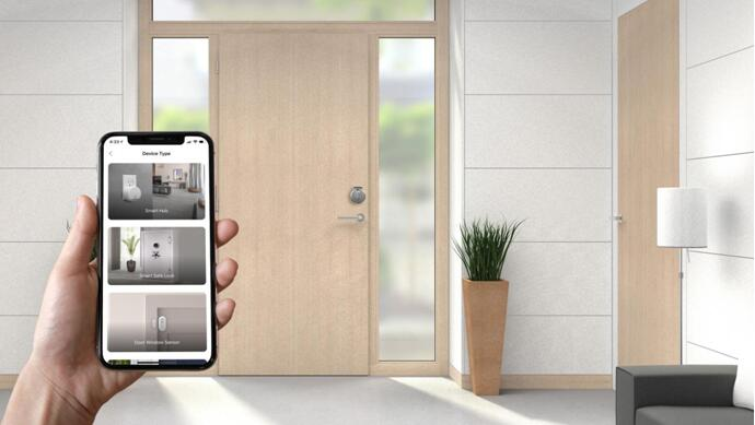 SECURAM Launches New Smart Home Security Suite