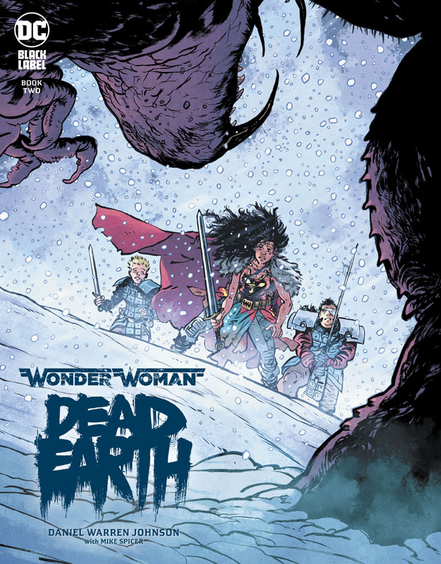 Wonder Woman - Dead Earth #1-2 (2020)