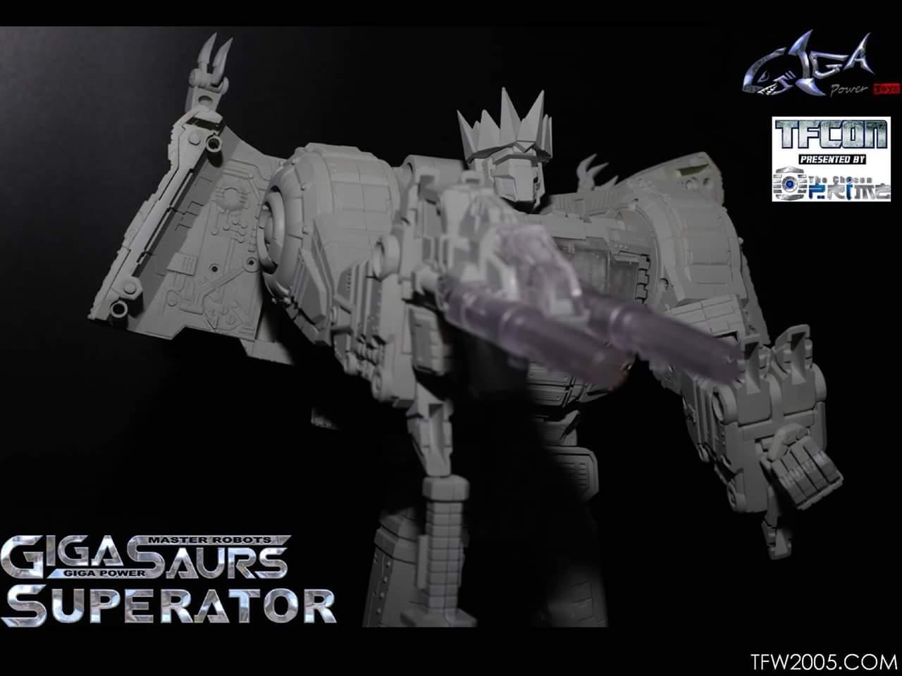 [GigaPower] Produit Tiers - Jouets HQ-01 Superator + HQ-02 Grassor + HQ-03 Guttur + HQ-04 Graviter + HQ-05 Gaudenter - aka Dinobots - Page 6 NgLtDKmD_o