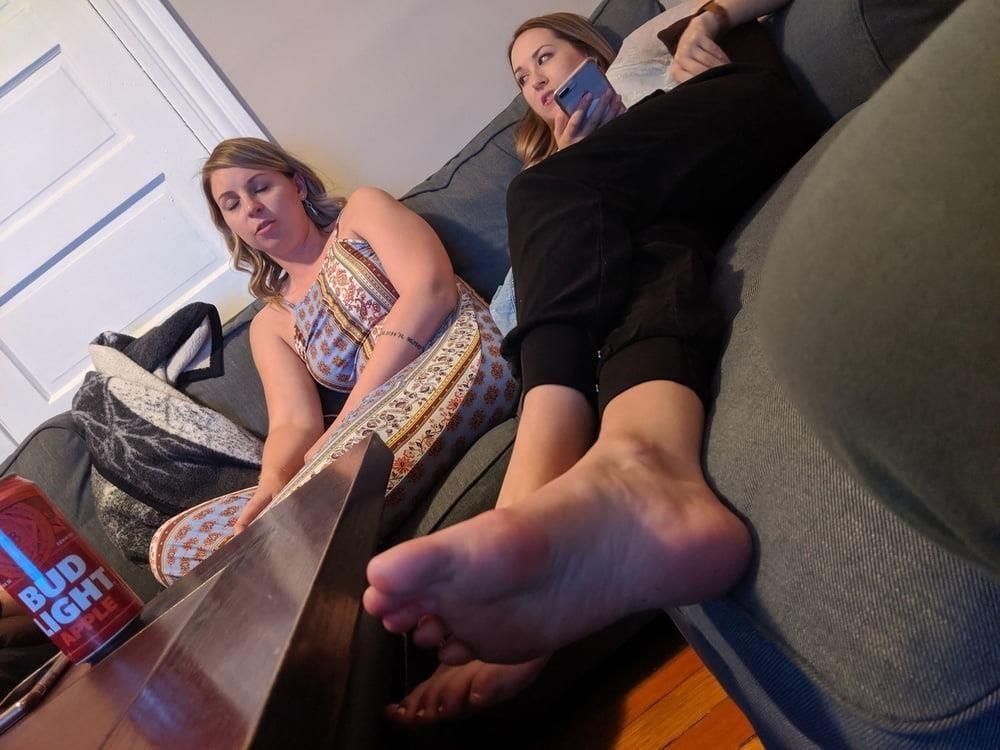 Mom foot fetish-8530