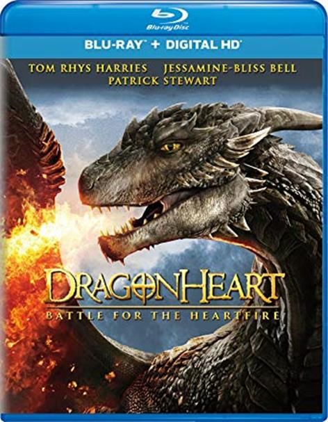 Dragonheart: Battle for the Heartfire (2017) PLSUB.BluRay.720p.x264-LTN / NAPISY PL + m720p