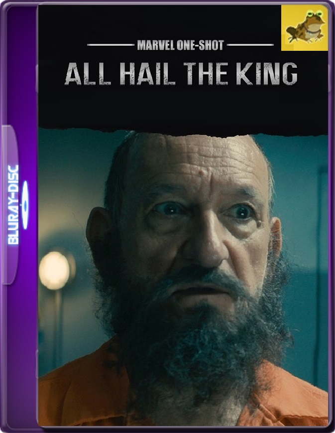 Marvel One-Shot: All Hail The King (2014) Brrip 1080p (60 FPS) Inglés Subtitulado