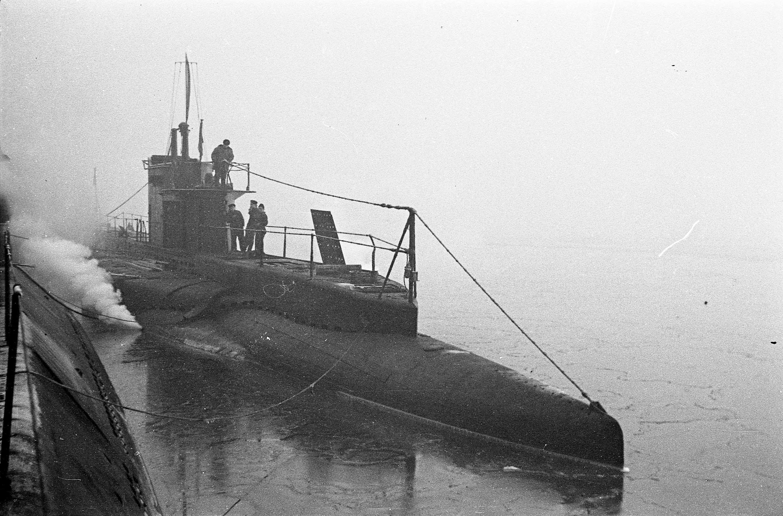 Советский подводный флот 1918-...