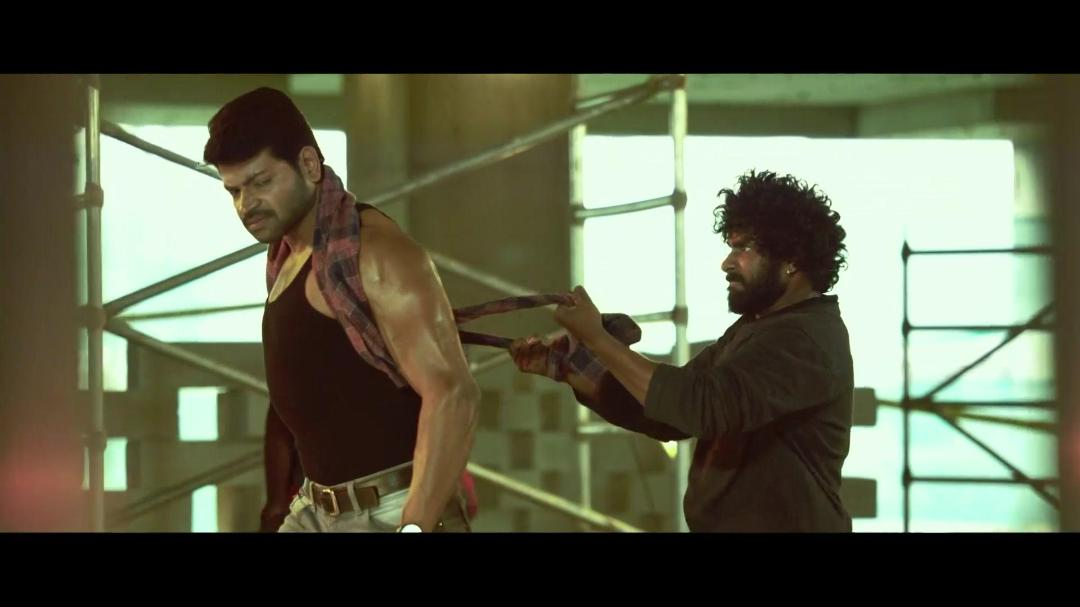 SHADOW (2021) Kannada 1080p WEB-DL AVC AAC ESub-BWT Exclusive