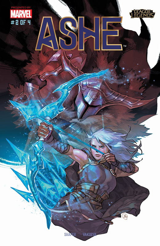 League of Legends - Ashe - Warmother Special Edition #1-3 (2019)