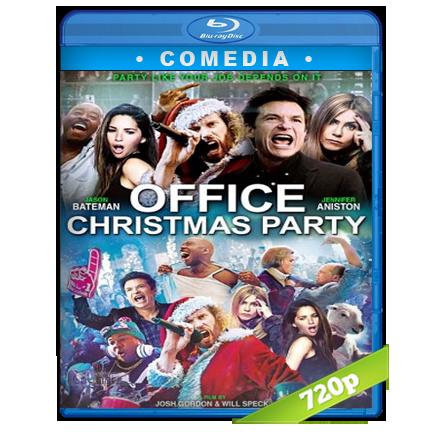 Fiesta De Navidad En La Oficina [m720p][Trial Lat/Cas/Ing][Comedia](2016)