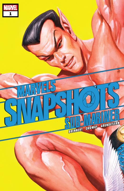 Marvels Snapshot (2020)