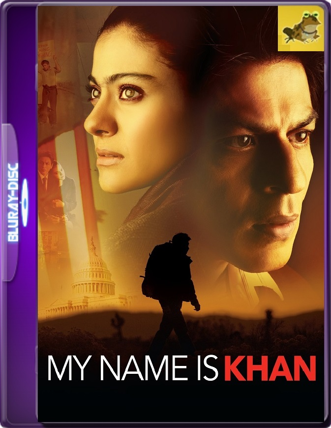 Mi Nombre Es Khan (2010) Brrip 1080p (60 FPS) Latino / Hindi