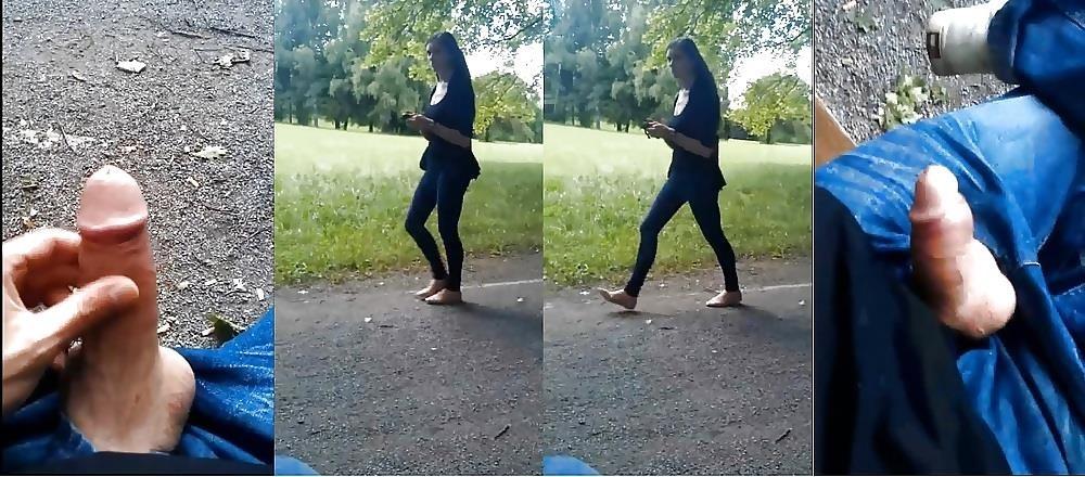 Dick flashing black girls-1765