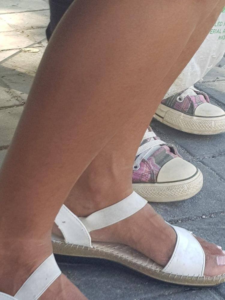 Black mom feet porn-4656