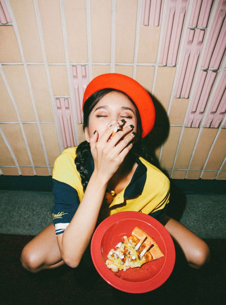 Mase Banana by Tae-Eun Kim - Do not disturb