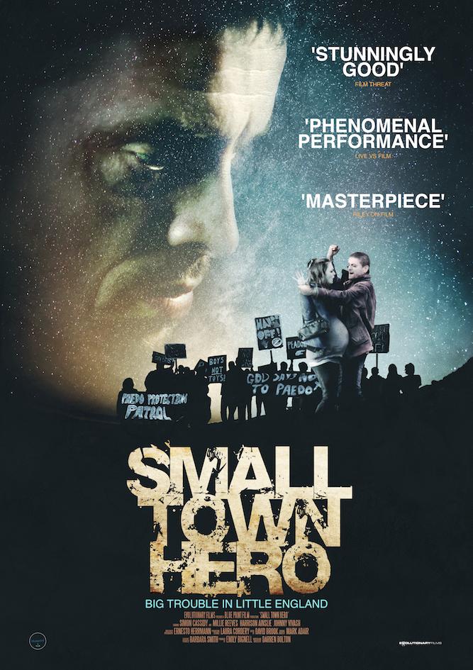 Small Town Hero 2019 720p WEBRip 800MB x264-GalaxyRG