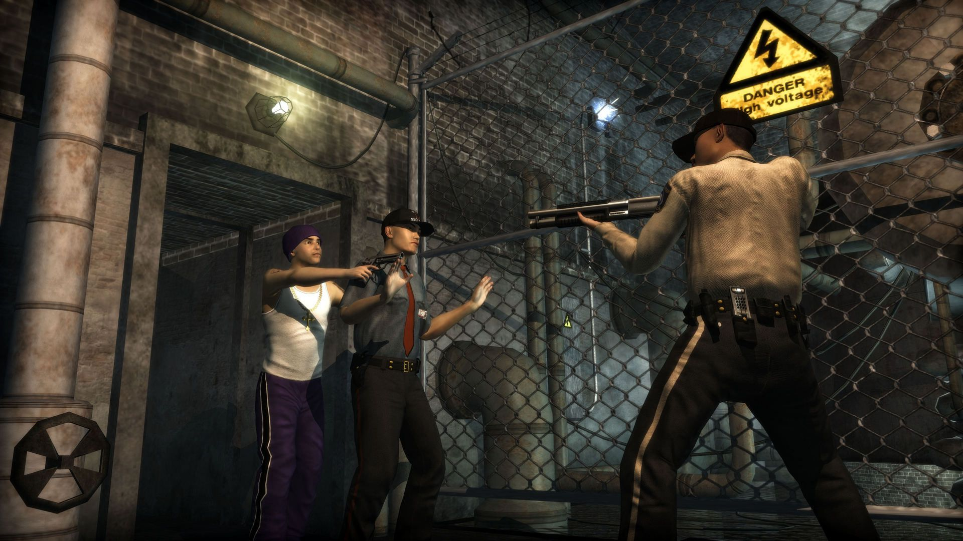 Saints Row 2 Captura 1