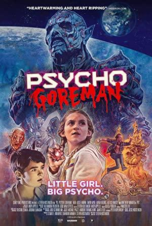 Psycho Goreman poster image