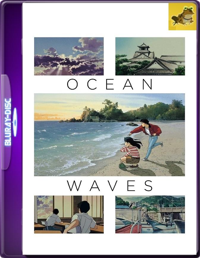 Ocean Waves (1993) Brrip 1080p (60 FPS) Japonés Subtitulado