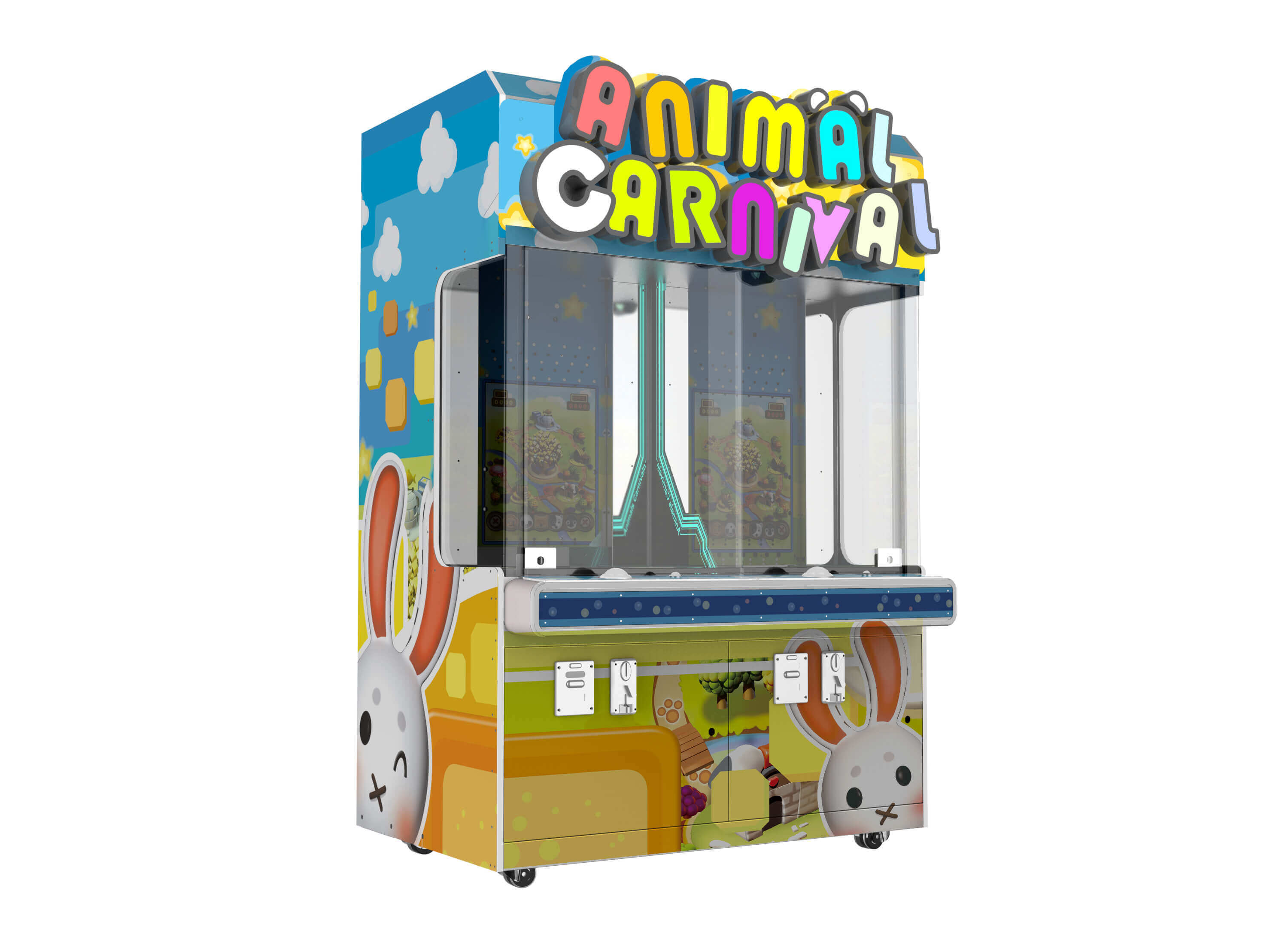 United Asia Entertainments Co., Ltd Provides A Series Of Quality Gaming Amusement Machines Offering Remarkable and Memorable Entertainment Experiences to All People