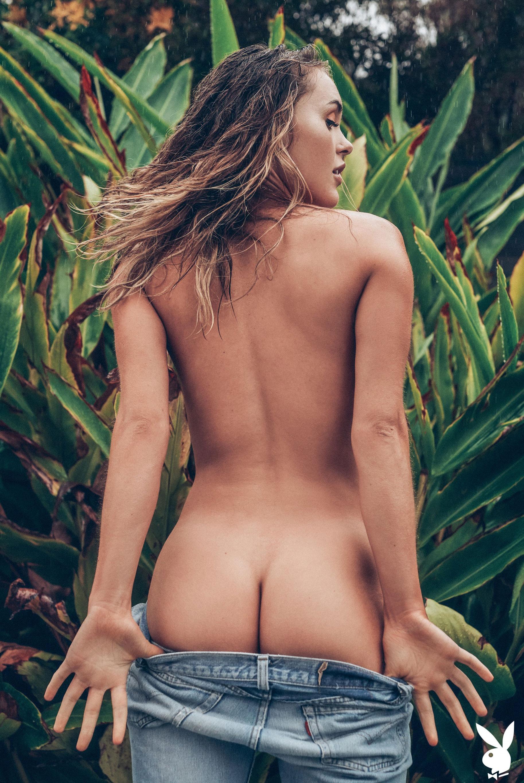 Девушка месяца Эбигейл О'Нил - Playboy США, май 2019 / фото 09