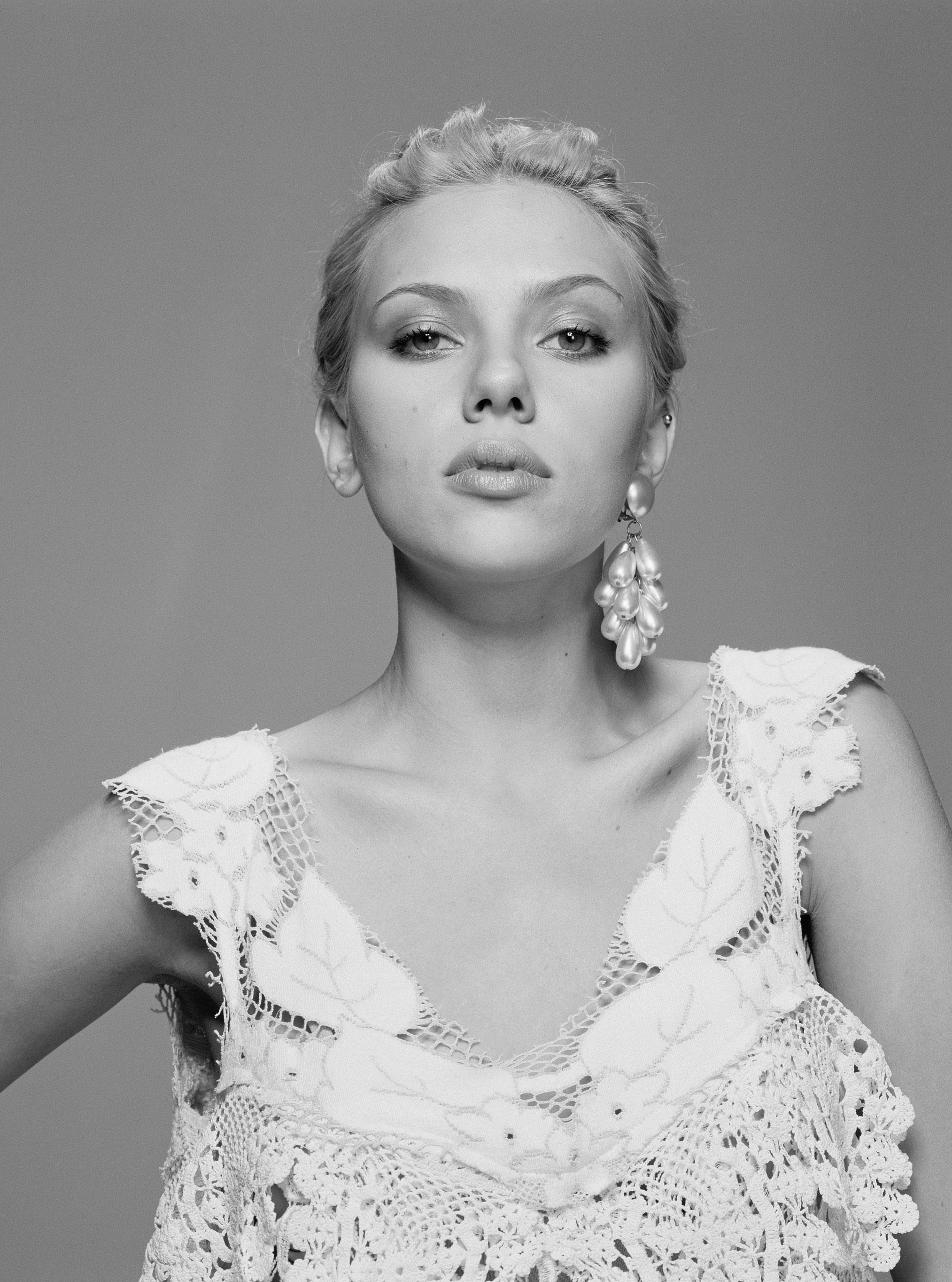 20-летняя Скарлетт Йоханссон / фото 06
