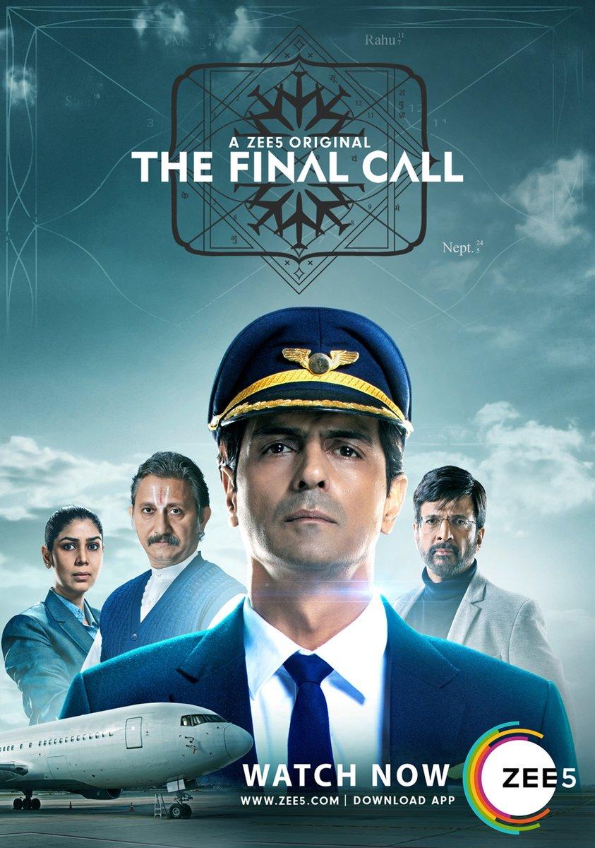 The Final Call 2019 Zee5 Original WEB-DL 1080p AVC ESub