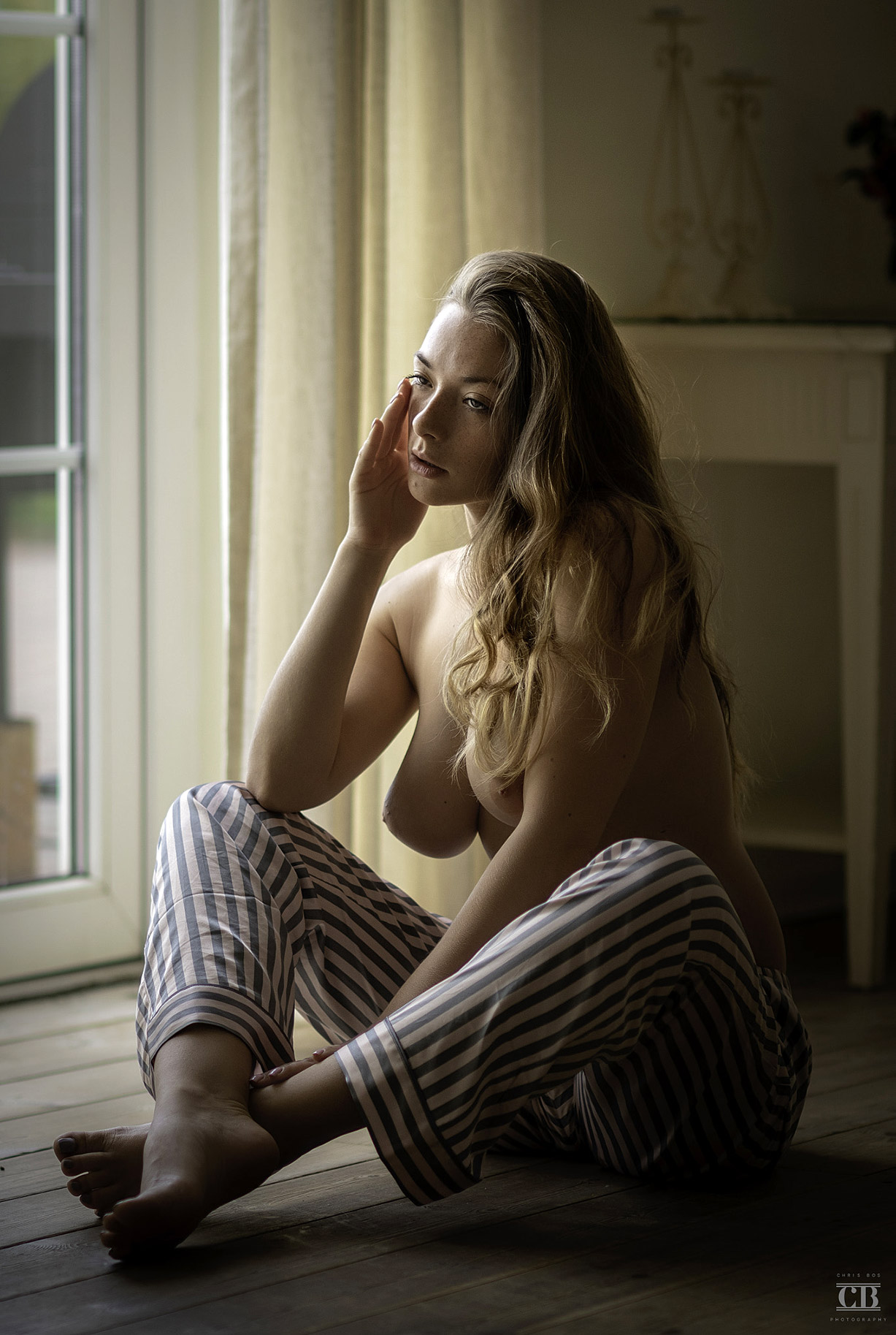 Olga Kobzar by Chris Bos