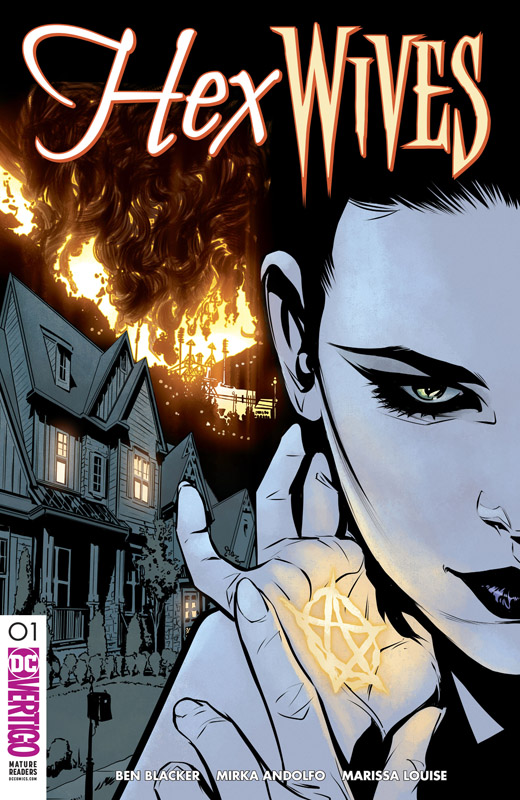 Hex Wives #1-6 (2018-2019)