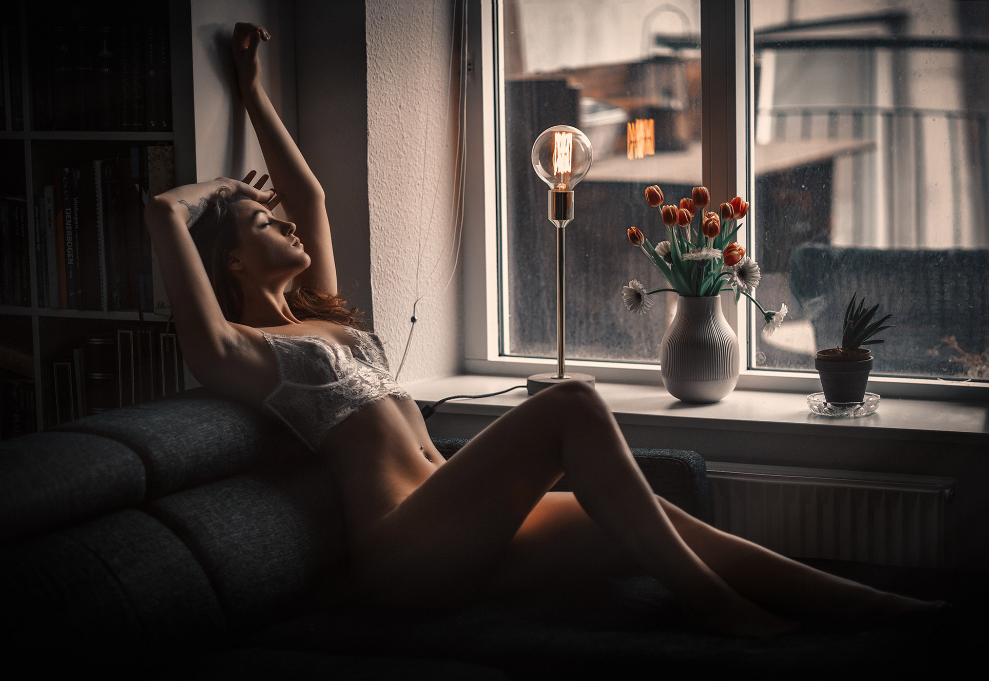 Yasmina Alexandra by Thomas Agatz