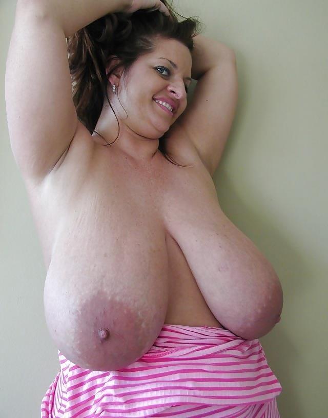 Big natural tits big nipples-9888