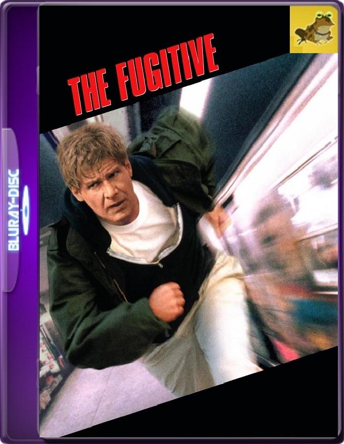 El Fugitivo (1993) Brrip 1080p (60 FPS) Latino / Inglés