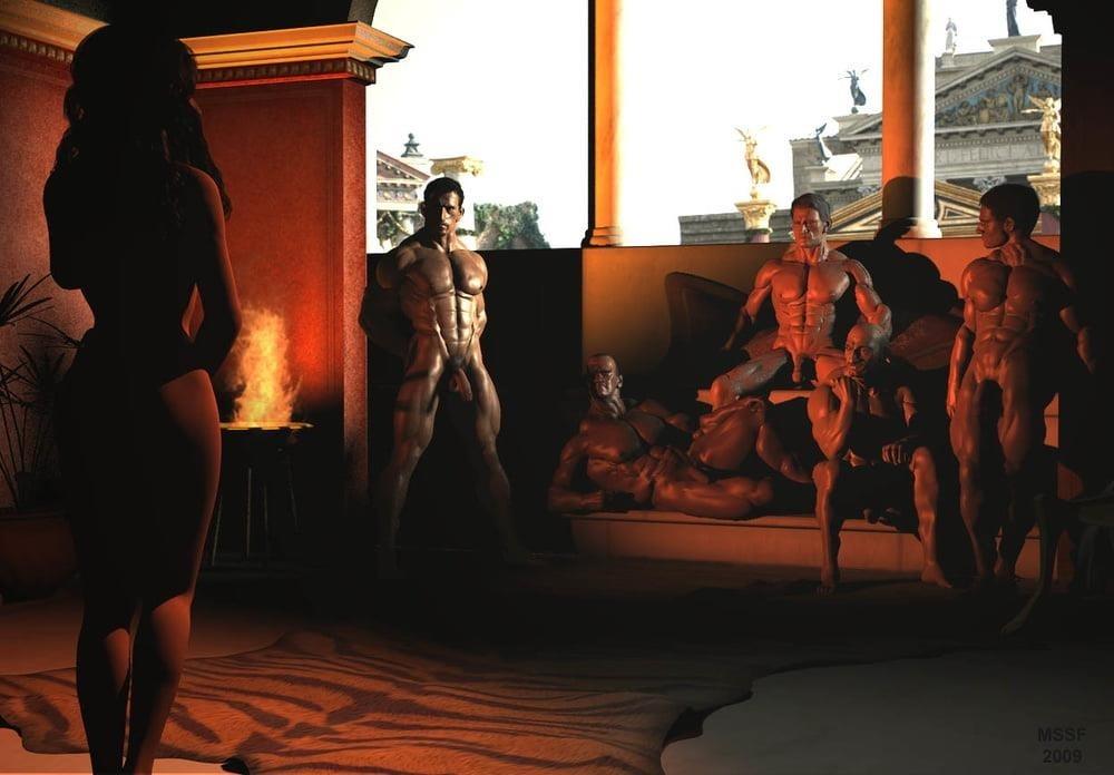 Roman slave xxx-2830